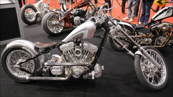 Choppers custom & classic show